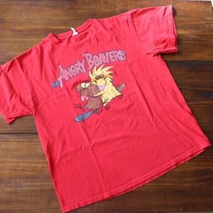 Nickelodeon | The Angry Beavers Vintage T-Shirt